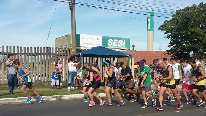 Corrida para a Vitória 2019